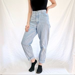 Lightwash High Waist Jeans